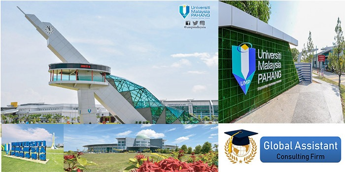 Authorized Student Admission Agent of the University Malaysia Pahang (UMP)