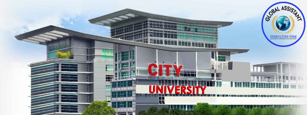 City University in Malaysia scholarship at Petaling Jaya
