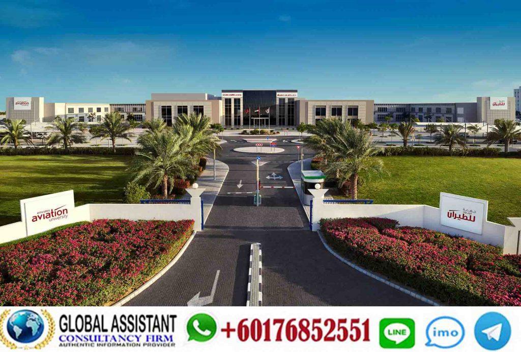 Emirates Aviation University Courses, Aerospace, Pilot Training Fees, PPL, CPL License